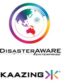 KAAZING UNVEILS DisasterAWARE ENTERPRISE™ REAL TIME RISK INTELLIGENCE PLATFORM  FOR BUSINESSES WORLDWIDE